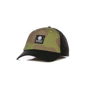 cappellino visiera curva uomo icon mesh cap ARMY CAMO