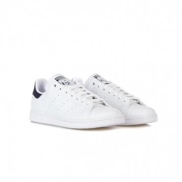 scarpa bassa uomo stan smith CLOUD WHITE/CLOUD WHITE/COLLEGIATE NAVY
