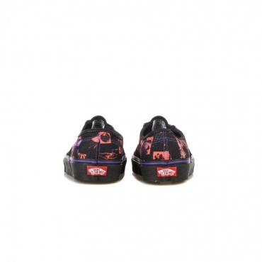 scarpa bassa uomo authentic otw gallery ruben martinho BLACK/PURPLE/RED