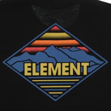 maglietta uomo valemont tee FLINT BLACK