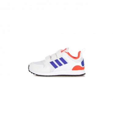 scarpa bassa bambino zx 700 hd cf c CLOUD WHITE/BOLD BLUE/SOLAR RED