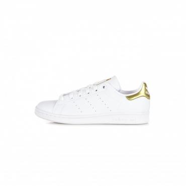 scarpa bassa donna stan smith CLOUD WHITE/CLOUD WHITE/GOLD METALLIC