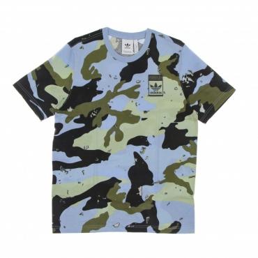 maglietta uomo graphics camo all over print tee AMBIENT SKY