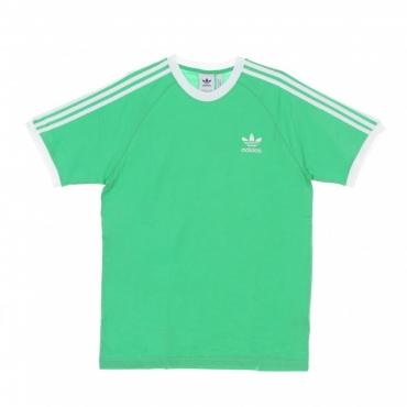 maglietta uomo 3 stripes classic adicolor tee SEMI SCREAMING GREEN