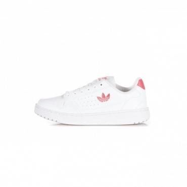 scarpa bassa bambino ny 90 j CLOUD WHITE/HAZY ROSE/CLOUD WHITE