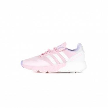 scarpa bassa donna zx 1k boost w CLEAR PINK/CLOUD WHITE/VIOLET TONE
