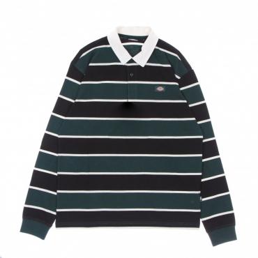 polo manica lunga uomo oakhaven rugby l/s shirt PONDEROSA PINE