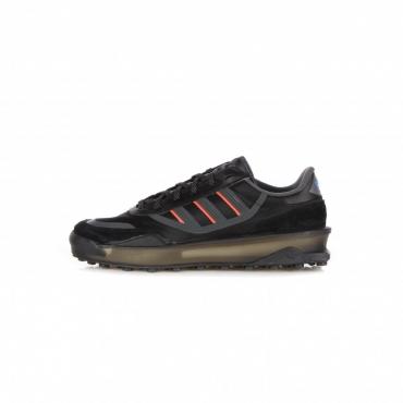 scarpa bassa uomo indoor ct CORE BLACK/SIGNAL GREEN/SOLAR RED