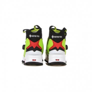 scarpa alta uomo instapump fury x gtx BLACK/ACID YELLOW/VECTOR RED