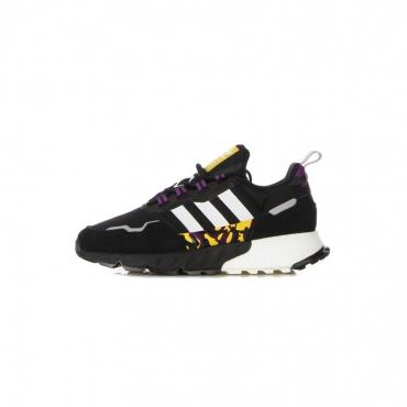 scarpa bassa uomo zx 1k boost - seasonality CORE BLACK/CLOUD WHITE/GLORY PURPLE
