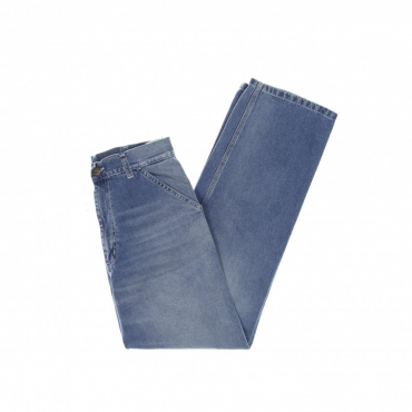 jeans uomo simple pant BLUE WORN BLEACHED