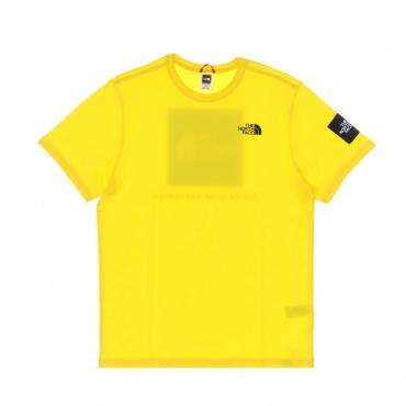maglietta uomo search rescue tee LIGHTNING YELLOW