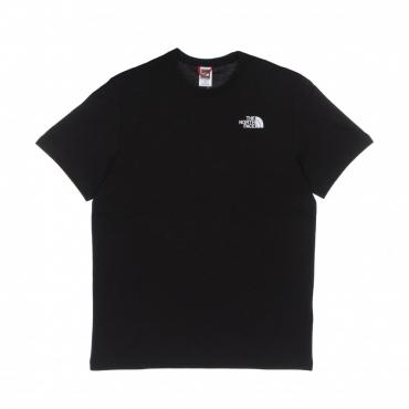 maglietta uomo red box tee BLACK/THYME BRUSHWOOD CAMO PRINT