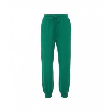 Jogging sweatpants verde