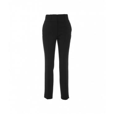 Pantalone in tessuto tecnico nero