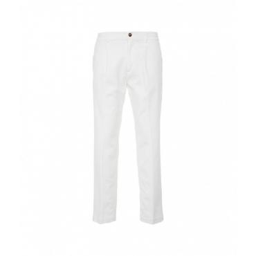 Pantaloni in velluto a coste S Lorenzo crema