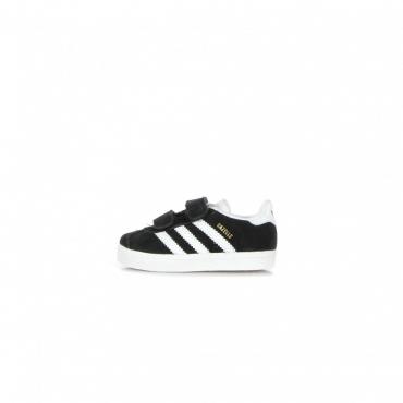 scarpa bassa bambino gazelle cf i CORE BLACK/CLOUD WHITE/CLOUD WHITE