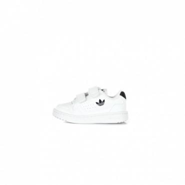 scarpa bassa bambino ny 90 cf c CLOUD WHITE/CORE BLACK/CLOUD WHITE