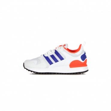 scarpa bassa bambino zx 700 hd j CLOUD WHITE/BOLD BLUE/SOLAR RED