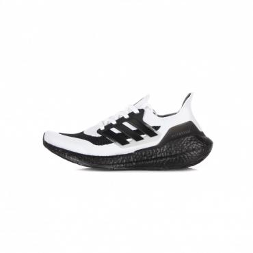 scarpa bassa uomo ultraboost 21 BLACK/CORE BLACK/GREY FIVE
