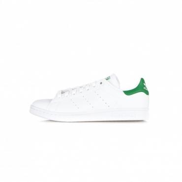 scarpa bassa uomo stan smith CLOUD WHITE/CLOUD WHITE/GREEN