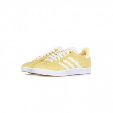 scarpa bassa donna gazelle ORANGE TINT/CORE WHITE/SILVER METALLIC