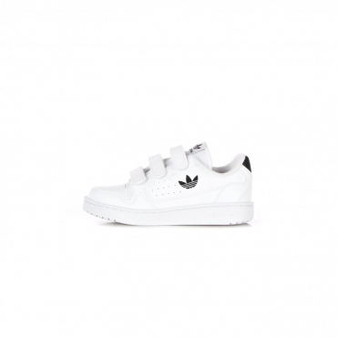 scarpa bassa bambino ny 90 cf CLOUD WHITE/CORE BLACK/CLOUD WHITE