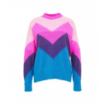 Maglione multicolor multicolore
