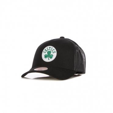 cappellino visiera curva uomo nba winter trucker boscel BLACK/ORIGINAL TEAM COLORS