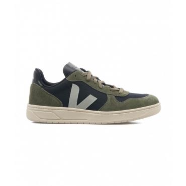 Sneaker v-10 Ripstop verde