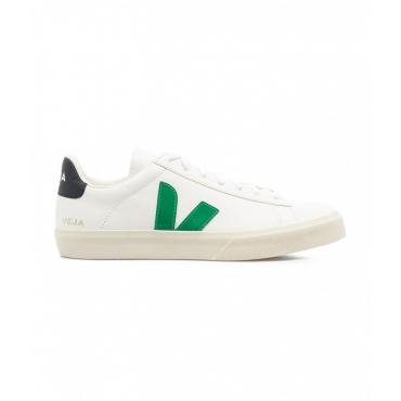 Sneaker Campo Chromofree bianco