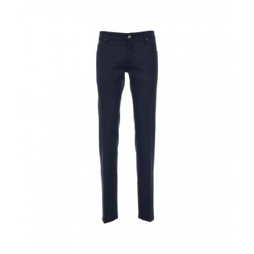 Pantalone Nick blu