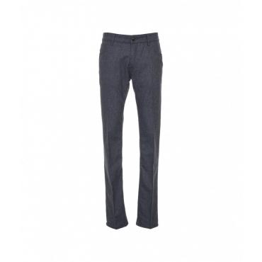 Pantaloni in lana Ravello grigio scuro