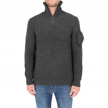 MAGLIA TROYER SEAMANS anthracite grey