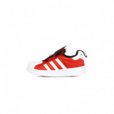 scarpa bassa bambino superstar 360 c x disney VIVID RED/CLOUD WHITE/CORE BLACK