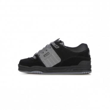 scarpe skate uomo fusion BLACK/CHARCOAL SPLIT