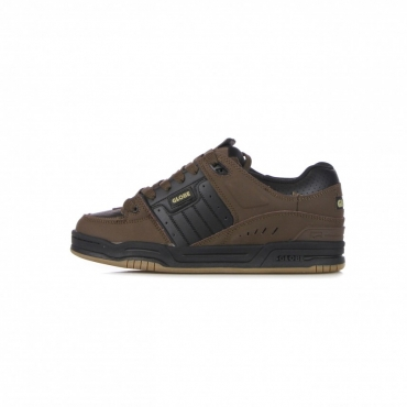 scarpe skate uomo fusion BLACK/BROWN/GUM