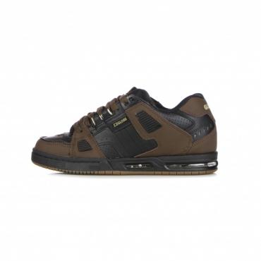 scarpe skate uomo sabre BLACK/BROWN