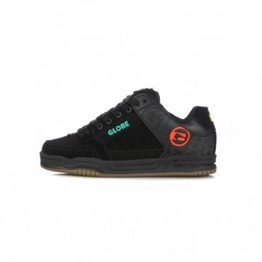 scarpe skate uomo tilt BLACK RASTA