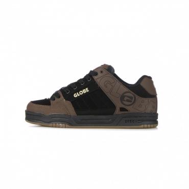 scarpe skate uomo tilt BLACK/BROWN