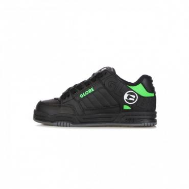 scarpe skate bambino tilt-kids BLACK/POISON GREEN
