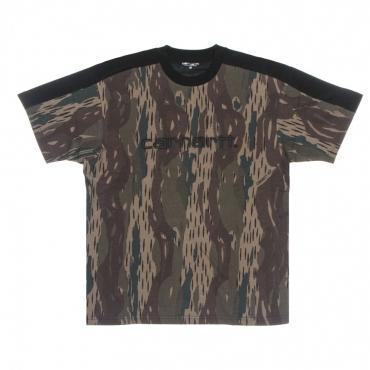 maglietta uomo tonare tee CAMO UNITE/BLACK/BLACK