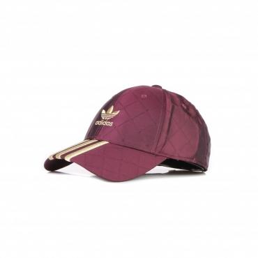 cappellino visiera curva uomo baseball cap VICTORY CRIMSON