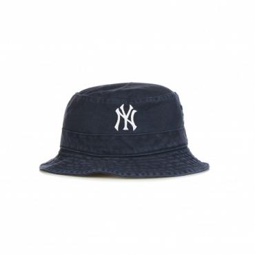 cappello da pescatore uomo mlb bucket neyyan NAVY/WHITE