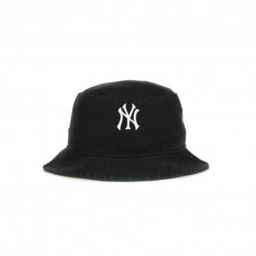 cappello da pescatore uomo mlb bucket neyyan BLACK/WHITE