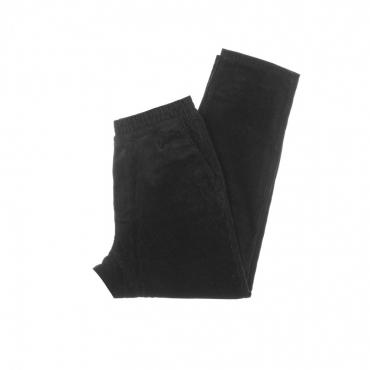 pantalone lungo uomo flint pant BLACK RINSED