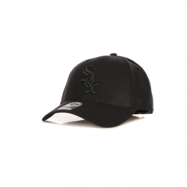 cappellino visiera curva uomo mlb mvp snapback chiwhi BLACK/BLACK