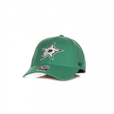 cappellino visiera curva uomo nhl mvp dalsta KELLY GREEN