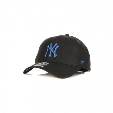 cappellino visiera curva uomo mlb mvp snapback neyyan BLACK/BLUE
