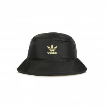 cappello da pescatore uomo bucket hat BLACK